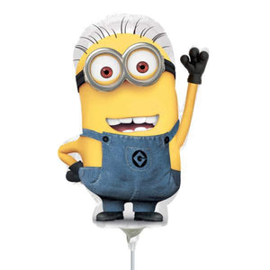 Minion Mini Shape - mypartymonsterstore