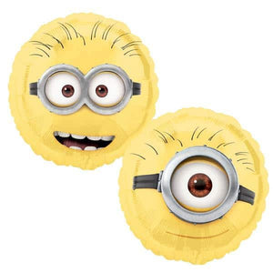 Despicable Me Minion Foil Balloon - mypartymonsterstore