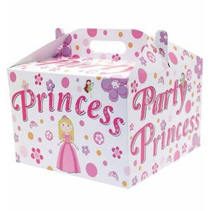 Princess Party Carry Handle Balloon Box