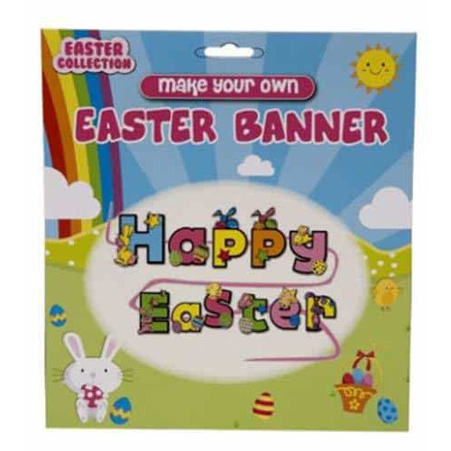 Make Your Own Easter Banner