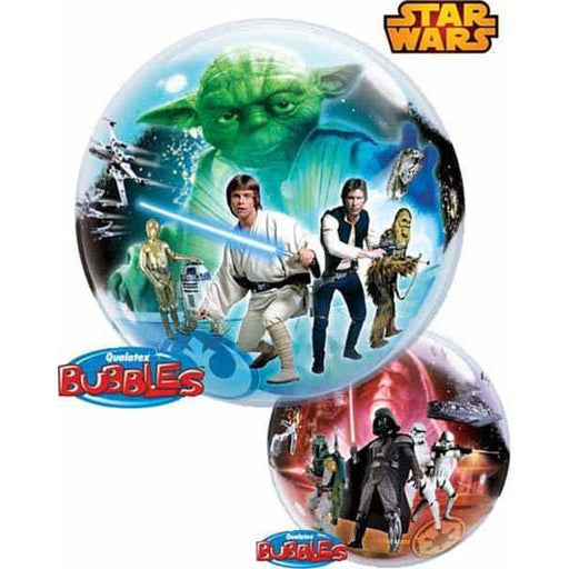 Star Wars Single Bubble Balloon