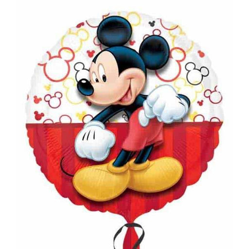 Mickey Mouse Portrait Foil Balloon