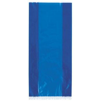 Royal Blue Cello Bags x 30