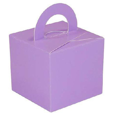 Lilac Bouquet Box x 10