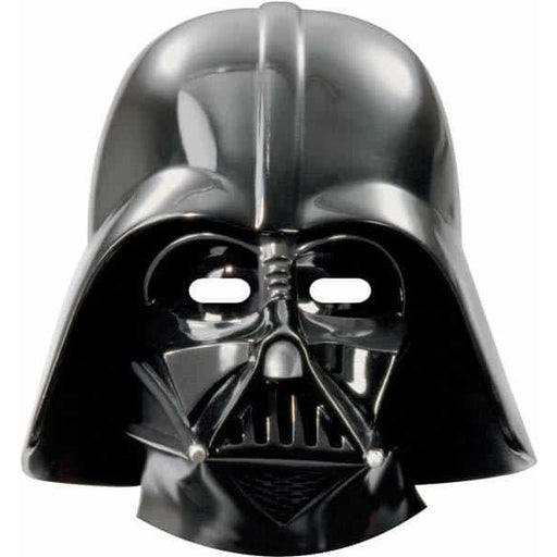 Star Wars Darth Vader Party Mask x6