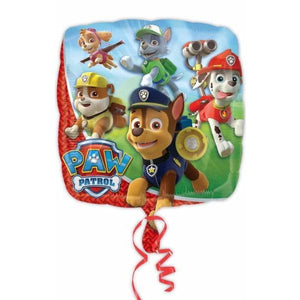 Paw Patrol Foil Balloon - mypartymonsterstore