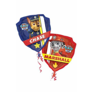 Paw Patrol Supershape Balloon - mypartymonsterstore