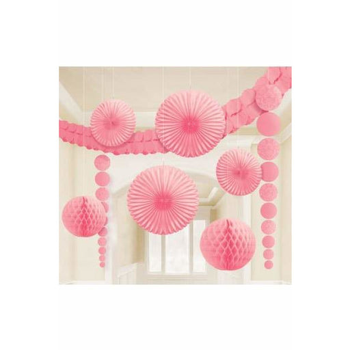 Pink Party Decoration Kits