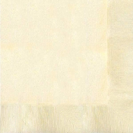 Ivory 2ply Dinner Napkins 20pk