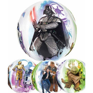 Star Wars Orbz Balloon - mypartymonsterstore