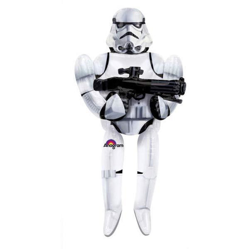 Star Wars Storm Trooper Airwalker Balloon