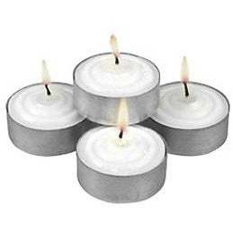 Sentinel Long Burning Tea Lights x50