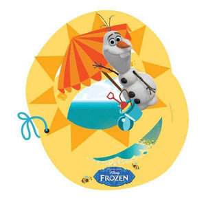 Disney Summer Olaf Invitations x6 - mypartymonsterstore