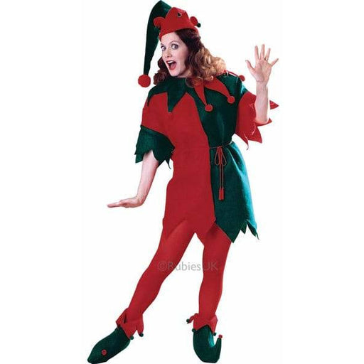 Elf Tunic Costume Set