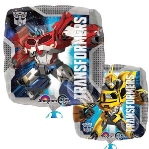 Transformers Foil Balloon - mypartymonsterstore