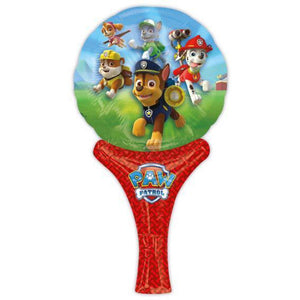 Paw Patrol Inflate A Fun Air Filled Balloon - mypartymonsterstore