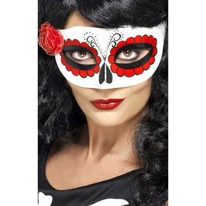 Mexican Day Of The Dead Eye Mask