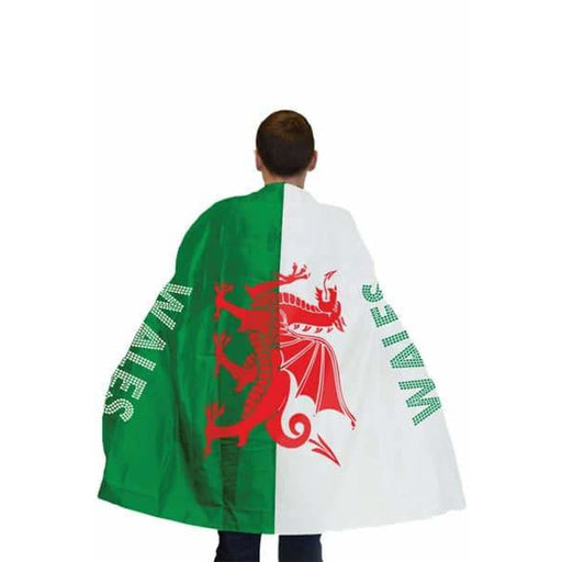 Wales Wearable Flag