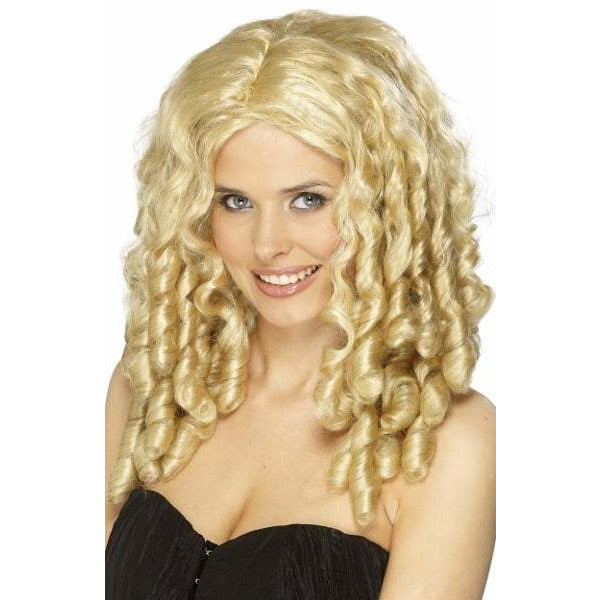 Ladies Blonde Filmstar Wig