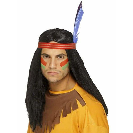 Indian Warrior Wig