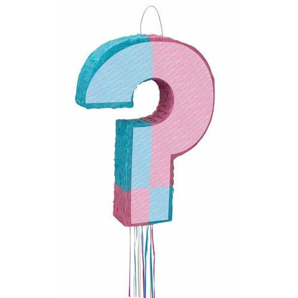 Girl Or Boy Gender Reveal Pinata
