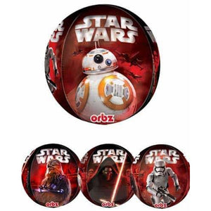 Star Wars The Force Awakens Orbz Balloon