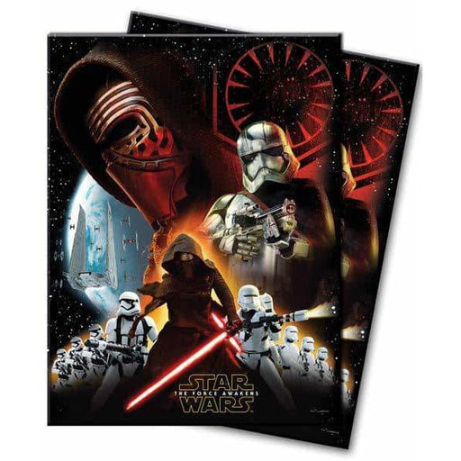 Star Wars The Force Awakens Plastic Tablecover 1pk