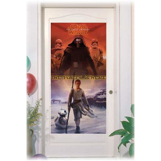 Star Wars The Force Awakens Door Banner