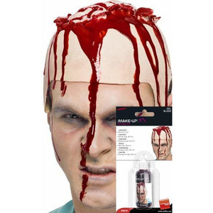 Gel Blood Bottle - mypartymonsterstore