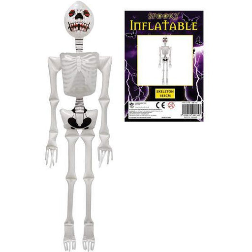Inflatable Skeleton
