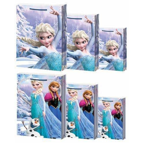 Frozen Christmas Gift Bags