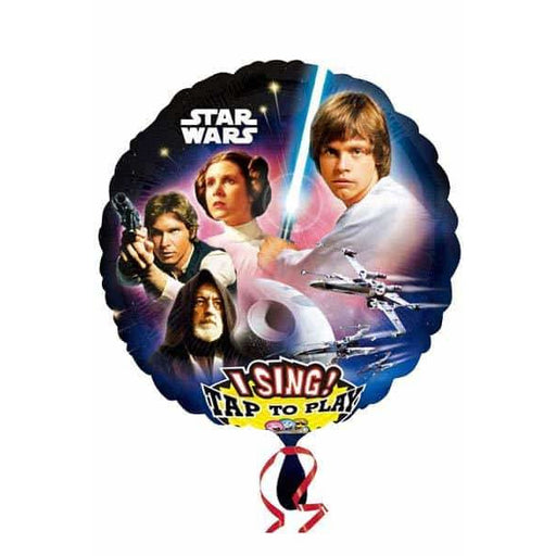 SATB Star Wars Foil Balloon