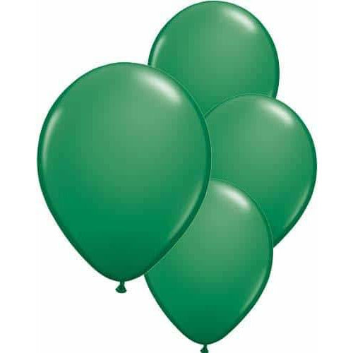 Green Latex Balloons 6ct