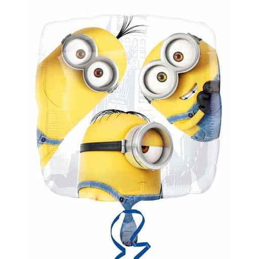 Despicable Me Minion Group Foil Balloons