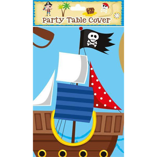 Pirate Plastic Tablecover