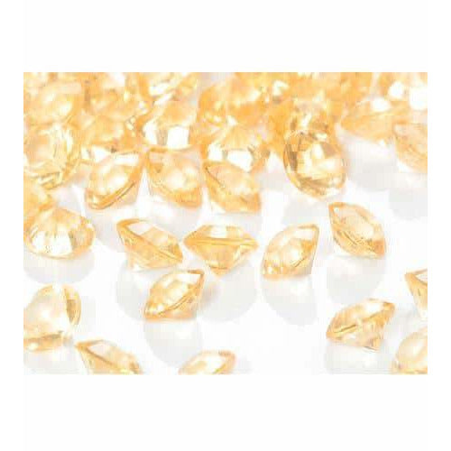 Gold Tiny Table Diamantes