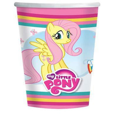 My Little Pony Party Paper Cups 8pk