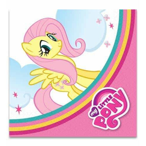 My Little Pony Lunch Napkins 20pk