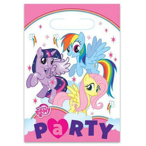 My Little Pony Party Bags 8pk