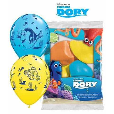 Finding Dory Balloons