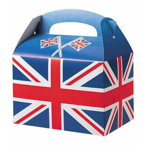 Union Jack Party Boxes