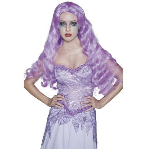 Gothic Manor Bride Wig