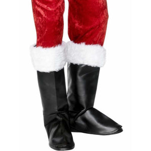 Santa Boot Covers - mypartymonsterstore
