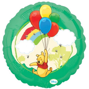 Winnie The Pooh Non Message foil balloon - mypartymonsterstore