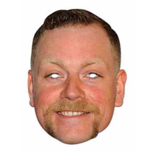 Rufus Hound Celebrity Face Mask