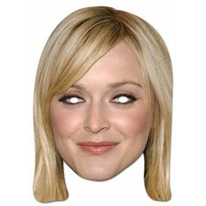 Fearne Cotton Celebrity Face Mask - mypartymonsterstore