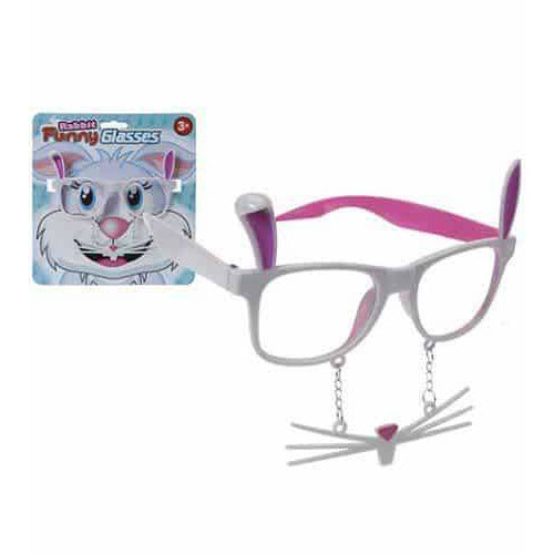 Easter Bunny Rabbit Glasses