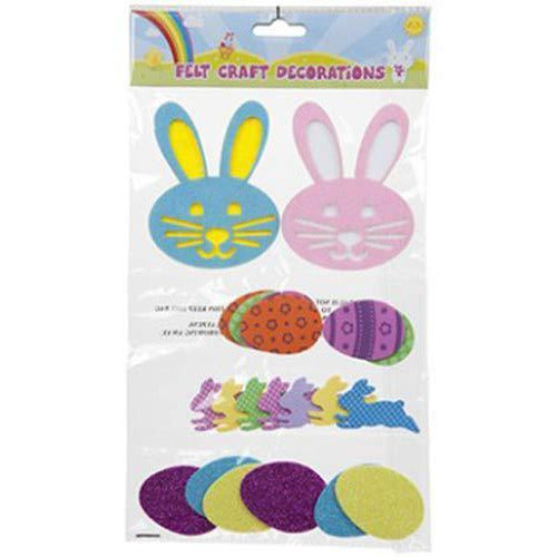 Easter Felt Decoration Set