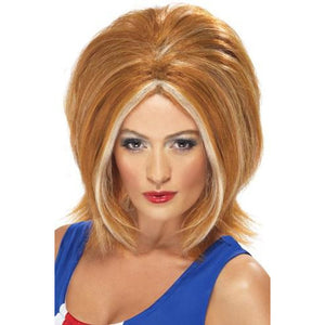 Ginger Spice Style Wig - mypartymonsterstore