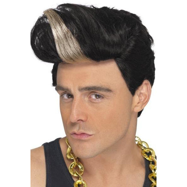 Mens 90s Rap Star Wig